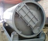Waste car oil refining to diesel equipment