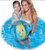 6P PVC Beach Toy Ball with printing Sport Ball non-tonix Inflate Ball EN71
