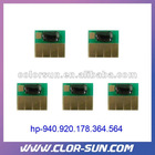 auto reset chip for hp 364 564 178 862 940