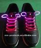 3 Flashing Modes,Brighting and Flashing Led Shoelaces With Battery .HOT~