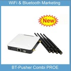 Bluetooth Advertising Device advertising stand(free wifi hotspots)