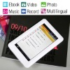 6 Inch Touch Screen Ebook Reader