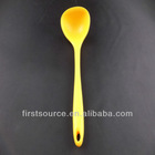 2012 colorful silicone soup spoon distributer