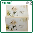 OEM manufacturer of birthday card set with different designs and printed envelopes