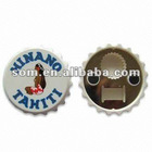 Button ABS Bottle Openers