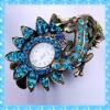 DK352 fashion jewelry bangle colorful watch