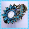 DK352 fashion jewelry bangle colorful watch
