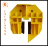 zhenzhong construction machinery high quality concrete sheet pile clamp together with vibro hammer