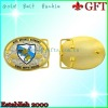 Fashion custom metal belt buckle GFT-BB1002