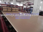 WPC Wood Plastic Board Extrusion Line--Plastic Machine