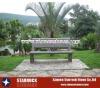 Magic stone bench