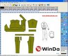WINDA Garment CAD System