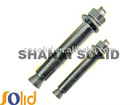 DIN6921 Carbon Hex Flange Bolt