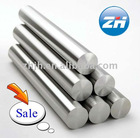 Stock Gr5 round titanium bar with low price