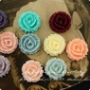 2012Newest Resin Flower Cabochon 15mm