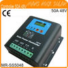 50A 48VPWM Solar Power Controller Regulator with LED Display