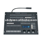 Party 500 computer controlled stage light controller/dmx 512 controller