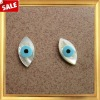 Wholesaler fashion mother of pearl evil eye beads