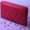 Hot selling leather purse /coin bag /Purse/Lady's Fashion Purse/Wallet