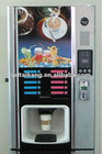 Coffee and Tea vending machine with 10 Drinks MK-8905B C5H5-C (CE approved)