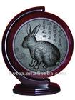 Hare Dark tea Special tea Work of art