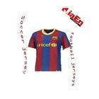 Custom Football Jerseys with Heat Sublimation Printing