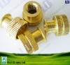 Knurled thumb nuts CNC part
