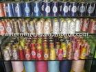 100% Dyed polyester spun yarn