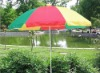 big outdoor umbrella for advertising
