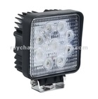 LED work light offroad driving light, 12V 27W LED car accessories 1210-27W