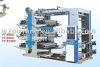 Flexography printing press
