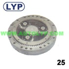 Walking Reducer Assembly For Excavator MS180