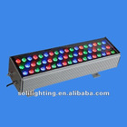 high power led wall washer RGB with DMX
