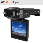 "HD car roof box with 2.0"" TFT LCD screen,2pcs led lights ,140 wide angle(CL-077DV-H)"