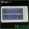 Rockchip 2738 7.0 Inch TFT Screen Ebook
