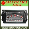Car MP3 player with GPS for SUZUKI SX4 AND FIAT 16 SEDICI