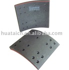 YORK TRAILER drum brake lining 209*178*17/22mm