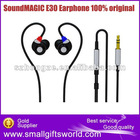 SoundMAGIC E30 In-Ear Sound Isolating Earphones