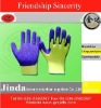 JD-A074 long latex safety gloves
