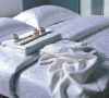 bed linen for hotels/ bedding set/ hotel textile