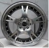 alloy auto wheel G-3F