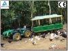 Passenger Trailer for Tractor