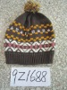 Fashion new crochet knitted ladies cap