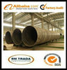European standard SSAW welded steel pipe