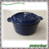 Cast Iron Cocotte with good design