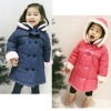 Girls coat winter outerwears Hoodies Coats
