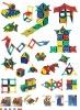 Plastic kids intelligence toys (KT-PT1038)