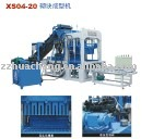brick machine which is easy to operation