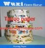 bubble gum tattoo paper BOPP+ PAPER