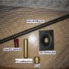 R38 Self-drilling rock bolts